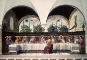 Domenico Ghirlandaio - Last Supper