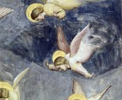 Giotto - Lamentation (Detail)