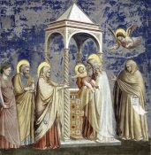 Giotto - Presentation at The Temple