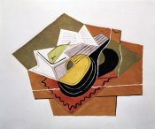 Juan Gris - Still Life With a Guitar