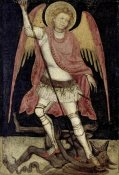 Guariento - Archangel Michael