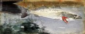 Winslow Homer - Mrs. R. H. Watts' Trout