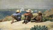 Winslow Homer - On the Beach