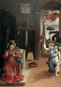 Lorenzo Lotto - Annunciation