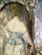 Edouard Manet - Before the Mirror