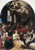 Donato Mascagni - Nativity of The Virgin