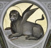 Giusto de Menabuoi - Saint Mark As a Lion