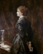 John Everett Millais - Yes Or No?