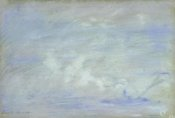 Claude Monet - Boat on the Thames, Impression of Mist