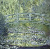 Claude Monet - Japanese Bridge
