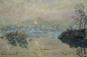 Claude Monet - Setting Sun (Soleil couchant)