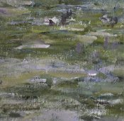 Claude Monet - Study of Water Lilies (Etude des nymphéas)
