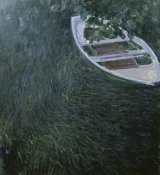 Claude Monet - La Barque (The Row Boat), 1887