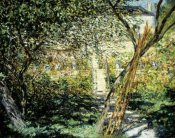 Claude Monet - The Garden of Vetheuil (Le Jardin de Vétheuil)