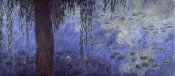 Claude Monet - Water Lilies: Morning with Willows, c. 1918-26 (right panel)