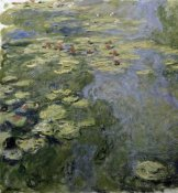 Claude Monet - Water Lilies (Nymphéas) II