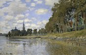 Claude Monet - Zaandam (Holland)