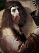 Bartolomeo Montagna - Cross-Bearing Christ