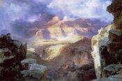 Thomas Moran - Miracle of Nature