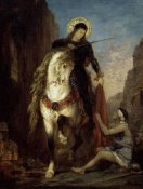 Gustave Moreau - St. Martin