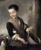 Bartolome Esteban Murillo - Boy With a Dog