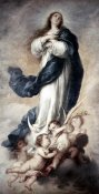 Bartolome Esteban Murillo - Conception