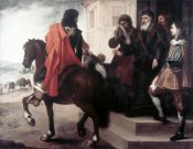 Bartolome Esteban Murillo - Departure of The Prodigal Son