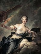 Jean-Marc Nattier - Duchess of Chaulnes As Hebe