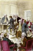 Henry Alexander Ogden - Signing The Declaration of Independence, 7/4/1776
