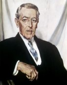 William Newenham Orpen - Woodrow Wilson