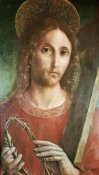 Giacomo Pacchiarotto - Jesus With Cross & Crown of Thorns