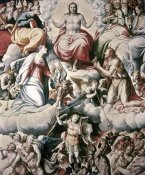 Giovanni Francesco Penni - Last Judgement