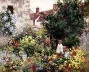 Camille Pissarro - In the Garden