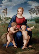 Raphael - Madonna of The Goldfinch