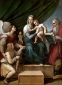 Raphael - Virgin of The Fish