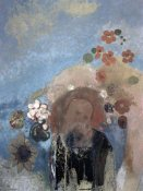 Odilon Redon - Evocation of Roussel