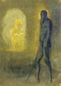Odilon Redon - L'Apparition