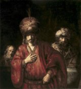 Rembrandt Van Rijn - David and Uriah