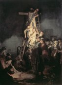 Rembrandt Van Rijn - Descent From The Cross