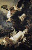 Rembrandt Van Rijn - The Sacrifice of Isaac