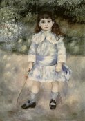 Pierre-Auguste Renoir - Child With a Whip