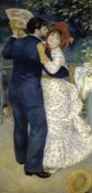 Pierre-Auguste Renoir - Dance in the Country