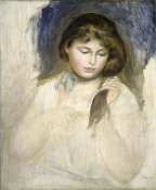 Pierre-Auguste Renoir - Head of Gabrielle