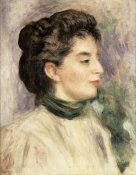 Pierre-Auguste Renoir - Madame Paul Gallimard