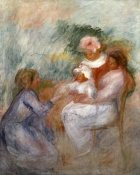 Pierre-Auguste Renoir - The Family
