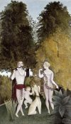 Henri Rousseau - The Happy Quartet