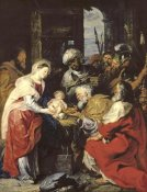 Peter Paul Rubens - Adoration of the Kings