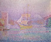 Paul Signac - Harbor of Marseille