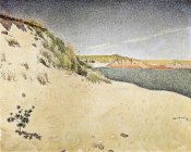 Paul Signac - Sandy Ocean Beach