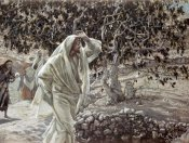 James Tissot - Accursed Fig Tree
